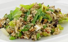 Uncle Ben's Recipe - Uncle Ben's® Wild Rice Salad with Smoked Almonds ... this looks good ...