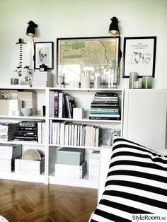 black and white with neutrals