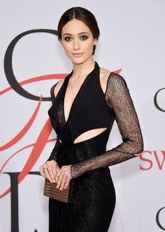90a286c04b Emmy Rossum   Celebs Golden Globe Nominations