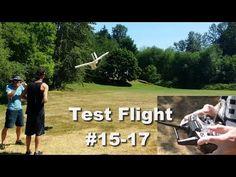 Test Flight 15-17 (Big-Ddonker's bad day)