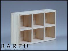 Drewniany pojemnik MAREK www.meblebartu.pl  #pojemnik #meblebartu #decoupage #bartu #gallantry #furniture
