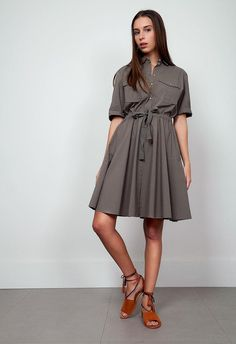 Vestido Rigli de #mktstudio Disponible en www.mimatboutiquemanresa.com