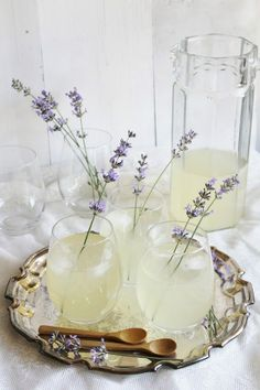 Lovely Fresh Lavender Recipes