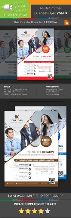 Computer Repair Flyers Bundle Flyer Templates Pinterest - computer repair flyer template
