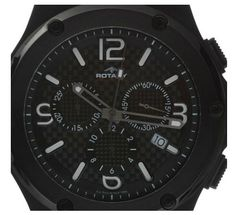 Rotary Mens Fusion Chronograph Rubber Watch - http://menswomenswatches.com/rotary-mens-fusion-chronograph-rubber-watch/ COMMENT.