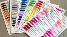 More information on Zig Clean Color Real Brush Pens. ▬ SUPPLIES ARE LISTED BELOW ▬ For more info: http://www.jennifermcguireink.com/?p=19477 ▬▬▬▬▬ SUPPLIES ▬...