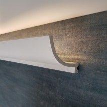 Licht Fur Wand Decke Profisockelleisten De Stuckleisten Beleuchtung Led