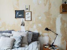 Charming Scandinavian apartment . . .