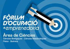Àrea de Ciències. Fòrum d'Ocupació i Emprenedoria 2021 Day Planners