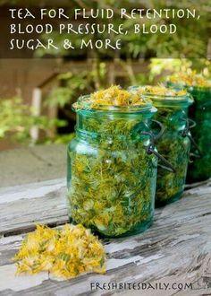 Dandelion Tea....thinking of starting a small dandelion garden!