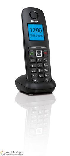 TELEFON BEZPRZEWODOWY VOIP GIGASET A540IP