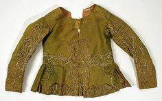 17th Century European Dress
