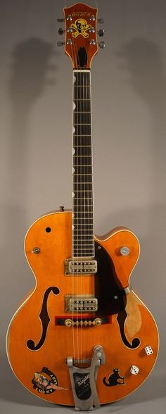 Image of Used!! Gretsch Custom Shop Limited Edition Brian Setzer Tribute 1959 6120 Nashville