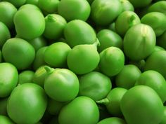 Peas have lutein, the carotenoid that can help reduce the risk of age-related macular degeneration and cataracts.