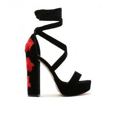 fa2a20cde0d Platform heels can give you some serious sole