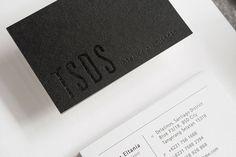 TSDS - Business Card Design Inspiration   Card Nerd