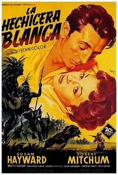 La hechicera blanca - White Witch Doctor