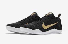 Official Image Of The Nike Kobe 11 Elite GCR