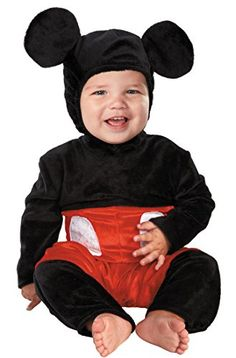 Disguise Costumes Mickey Mouse Prestige Infant BlackRedWhite 612 Months -- ** AMAZON BEST BUY ** #CartoonCostumes