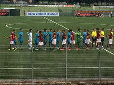 Roma-Barcellona, Youth League