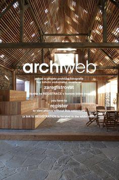 archiweb.cz - Rekonstrukce usedlosti v Jižních Čechách