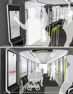 Off the Tracks: Suspended Commuter Train Gives Directions
