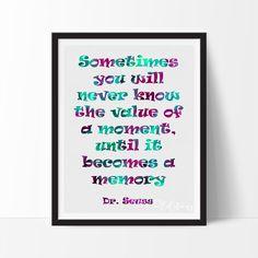 Dr. Seuss Quote 6
