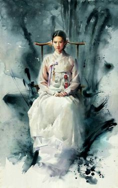 Image result for contemporary watercolor painting, Misulbu ...