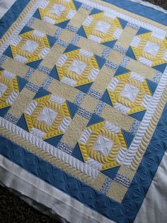 very inspirational quilting on this one! Jenny's Doodling Needle