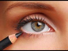 Trucos y tips - Cómo maquillar párpados caídos 2.0 - YouTube