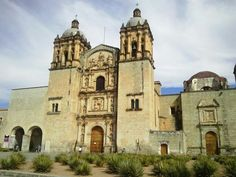Templo de Santo Domingo de Guzmán. Oaxaca, México.