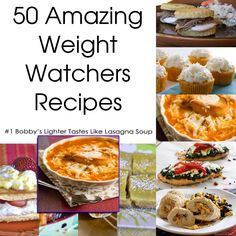 Bobby's Lighter Tastes Like Lasagna Soup – Amazing Weight Watchers Recipes