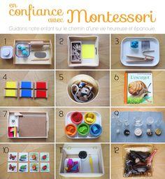 materiel montessori 2_3 ans