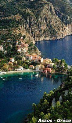 Assos - Grèce