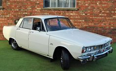 1968 Rover 2000 TC - Immaculate.