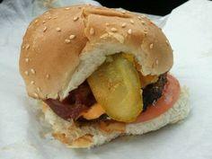 Photo of Sonny's Drive In - Brampton, ON, Canada. Beef Patty, Banquet, Burgers, Hamburger, Canada, Ethnic Recipes, Food, Hamburgers, Essen