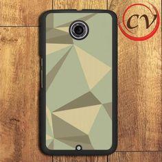 Pastel Abstract Triangel Nexus 5,Nexus 6,Nexus 7 Case