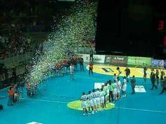 L'équipe de France de Handball en préparation pour les jeux olympiques de Londres à l'Eurotournoi à Strasbourg. Juillet 2012. www.pass-age.fr