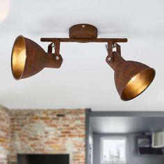 Ceiling Spotlights, Ceiling Lights, Spot Design, Spot Mural, Spot Plafond, Luminaire Mural, Ad Hoc, Copper Kitchen, Track Lighting