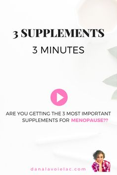 Are you missing any of these 3 supplements? They're key to hormonal balance and SYMPTOMATIC RELIEF during menopause! Post Menopause, Menopause Relief, Menopause Symptoms, Natural Remedies For Menopause, Night Sweats, Signs And Symptoms, Hormone Balancing, Menstrual Cycle, Mood Swings