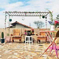 a varanda da @molamanda :) mostra a sua também com a #sitecasaaberta