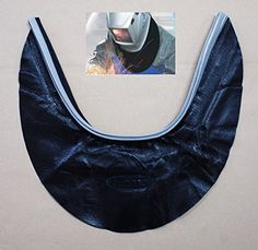 Hq Otos Protector Cover Seal Hood Spatter Leather Weld Welding Helmet Neck - http://todays-shopping.xyz/2016/07/21/hq-otos-protector-cover-seal-hood-spatter-leather-weld-welding-helmet-neck/