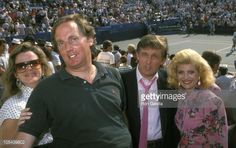 News Photo : Blaine Trump, Robert Trump, Donald Trump and...