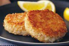 Amazin' Crab Rice Cakes Recipe - Kraft Recipes