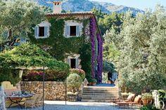 Michael S. Smith Renovates an Estate in Majorca, Spain ...