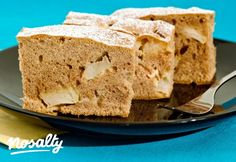 Fahéjas almás Tomatotree konyhájából | Nosalty Krispie Treats, Rice Krispies, Banana Bread, Ale, Food, Ale Beer, Essen, Meals, Rice Krispie Treats