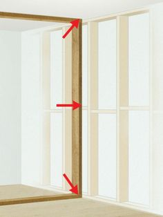 Secure New Stud Frame Between Existing Wall Studs