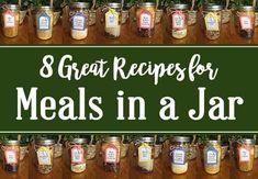 Camping Food Make Ahead, Make Ahead Meals, Camping Meals, Camping Cooking, Easy Meals, Mason Jar Meals, Mason Jar Gifts, Meals In A Jar, Mason Jars