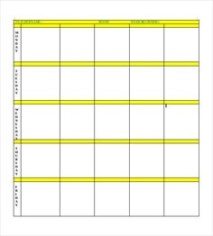 9 Best Lesson Plans images | How to plan, Blank lesson plan template