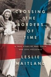 Another Booktopia book.  Leslie Maitland is a former New York times investigative reporter.  Those skills came in handy as she investigated the history of her family's escape from WWII Germany.   Would you help your mother find her first love and help reunite them?  This woman did just that and then wrote about it!  Whew!